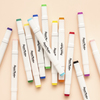 24 Piece Value Pack Sketch Markers  - American Crafts - PRE ORDER