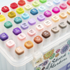 80 Piece Value Pack Sketch Markers  - American Crafts - PRE ORDER