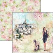 Les Rues de Paris Paper - Notre Vie - Ciao Bella - PRE ORDER