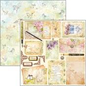 Poemes d'Amour Paper - Notre Vie - Ciao Bella - PRE ORDER