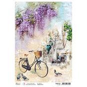 Le Jardin A4 Rice Paper - Notre Vie - Ciao Bella - PRE ORDER