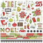 Make it Merry - Cardstock Sticker - Simple Stories