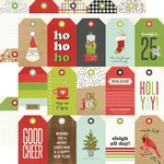Tags Paper - Make it Merry - Simple Stories
