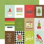 3x4 Elements Paper - Make it Merry - Simple Stories