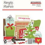 Make it Merry Bits & Pieces - Simple Stories - PRE ORDER