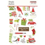 Make it Merry Sticker Book - Simple Stories