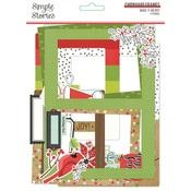 Make it Merry Chipboard Frames - Simple Stories - PRE ORDER