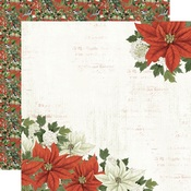 Peace On Earth Paper - Simple Vintage Rustic Christmas - Simple Stories