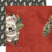 Jolly Good Paper - Simple Vintage Rustic Christmas - Simple Stories