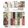 Simple Vintage Rustic Christmas 6x8 Paper Pad - Simple Stories