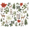 Simple Vintage Rustic Christmas Woodland Bits & Pieces - Simple Stories