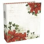 Simple Vintage Rustic Christmas 6x8 SN@P! Binder - Simple Stories