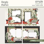 Magical Season Simple Pages Page Kit - Simple Stories - PRE ORDER