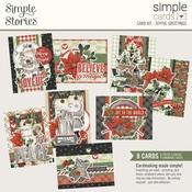 Joyful Greetings Simple Cards Card Kit - Simple Stories - PRE ORDER