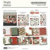 Simple Vintage Rustic Christmas - Collector's Essential Kit - Simple Stories - PRE ORDER