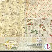 Aesop's Fables 12x12 Paper Pack - Ciao Bella - PRE ORDER