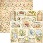 Tags & Frames Paper - Aesop's Fables - Ciao Bella - PRE ORDER