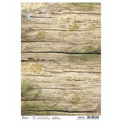 Country Wood A4 Rice Paper - Aesop's Fables - Ciao Bella - PRE ORDER