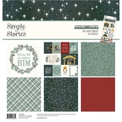 Oh, Holy Night - Collection Kit - Simple Stories - PRE ORDER