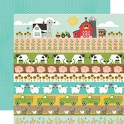 Farm Life Paper - Homegrown - Simple Stories - PRE ORDER