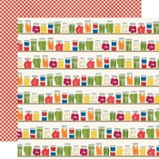 Farmers Market Paper - Homegrown - Simple Stories - PRE ORDER