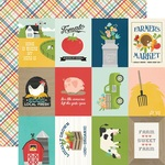 3x4 Elements Paper - Homegrown - Simple Stories - PRE ORDER