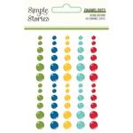 Homegrown Enamel Dots - Simple Stories - PRE ORDER
