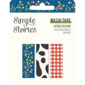 Homegrown Washi Tape - Simple Stories - PRE ORDER