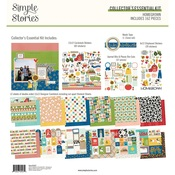 Homegrown Collector's Essential Kit - Simple Stories - PRE ORDER