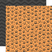 Candy Inspector Paper - Spooky Nights - Simple Stories