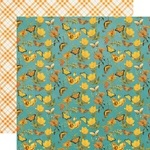 Autumn Glory Paper - Simple Vintage Country Harvest - Simple Stories - PRE ORDER