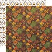 Changing Seasons Paper - Simple Vintage Country Harvest - Simple Stories
