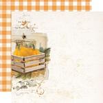 Just Thankful Paper - Simple Vintage Country Harvest - Simple Stories - PRE ORDER
