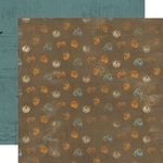 Give Thanks Paper - Simple Vintage Country Harvest - Simple Stories - PRE ORDER