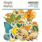 Simple Vintage Country Harvest Harvest Bits & Pieces - Simple Stories