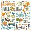 Simple Vintage Country Harvest Foam Stickers - Simple Stories - PRE ORDER