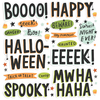 Spooky Nights Foam Stickers - Simple Stories