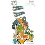 Simple Pages Page Pieces Harvest - Simple Stories - PRE ORDER