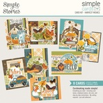 Simple Cards Card Kit Harvest Wishes - Simple Stories