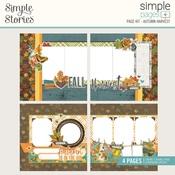 Simple Pages Page Kit Autumn Harvest - Simple Stories