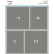 Design 10 Page Template - Simple Stories - PRE ORDER