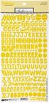 Bell Pepper Florence Alphabet Stickers - Bella Besties - Bella Blvd
