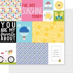 Daily Details Paper - You Are My Sunshine - Bella Blvd