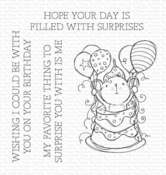RAM Sweet Surprise Clear Stamps - My Favorite Things