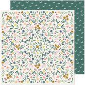 Flower Shop Paper - Market Square - Maggie Holmes