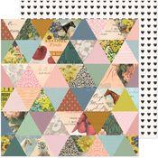 Memoir Paper - Market Square - Maggie Holmes