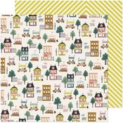 Main Street Paper - Market Square - Maggie Holmes