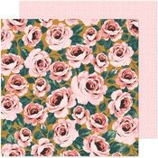 Full Bloom Paper - Market Square - Maggie Holmes