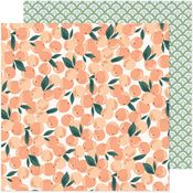 Fresh Market Paper - Market Square - Maggie Holmes