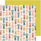 Winner Paper - Market Square - Maggie Holmes